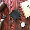 Кошелек БрадВей кожаный шоколадный (281006)