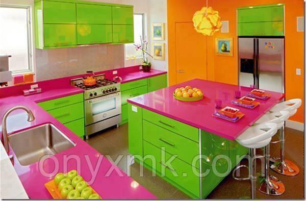 Выбираем цвет для кухни!