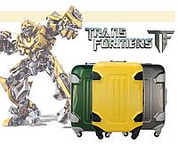 Комплект из 3 чемоданов Ambassador Bumblebee, фото 1