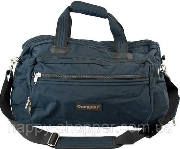 Синяя сумка 50 л Onepolar А 807