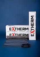 Extherm ET ECO 1100-180 мат под плитку (11,0м2) алюминиевый экран, 3мм толщина