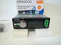 Автомагнитола KENWOOD 3610 под видео екран 3,6 дюйма 1дин din 4*50 ват usb аукс кенвуд магнітола магнітофон