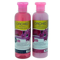 Шампунь и кондиционер для волос Орхидея Orchid Shampoo   conditioner 360 ml