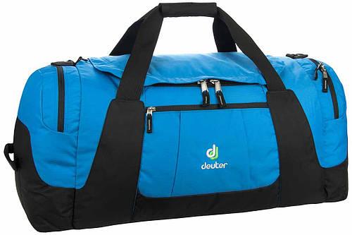 Спортивная, дорожная сумка на 80 л. большого размера DEUTER RELAY 80, 35519 3737 голубой