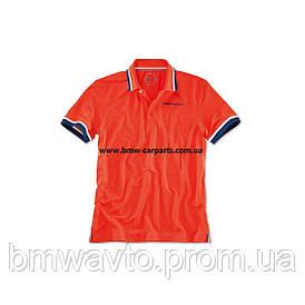 Чоловіча сорочка-поло BMW Golfsport Polo Shirt, Men, Fire