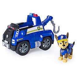 Игровой набор Paw Patrol. Chase's Tow Truck Figure and Vehiclе. (Щенячий патруль. Чейз с машинкой)