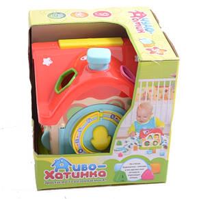 Развивающая игрушка Чудо Домик, фото 2
