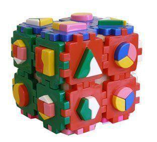 """Игрушка куб """"Умный малыш Супер Логика ТехноК"""""""
