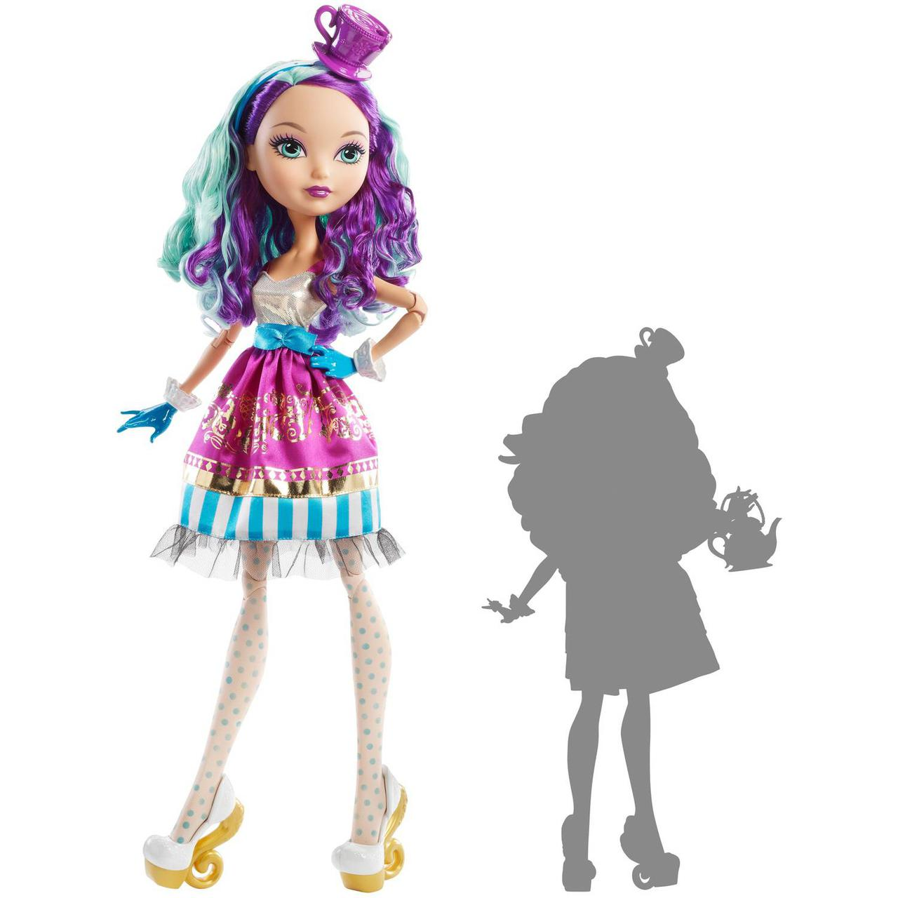 Кукла Ever After High Madeline Hatter 17 Эвер Афтер Хай Меделин Хэттер 43 см