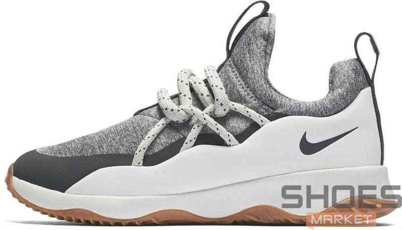 Женские кроссовки Nike Wmns City Loop Summit White/Anthracite/Cool Grey,  Найк Сити Луп