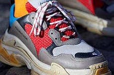 Жіночі кросівки Balenciaga Triple S Colorways 512175 W09O2 4365, Баленсіага Тріпл З, фото 2