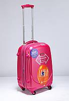 Малый розовый чемодан Ambassador Classic_, фото 1
