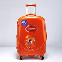 Малый оранжевый чемодан Ambassador Classic, фото 1