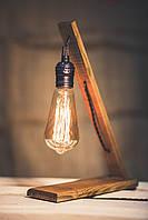 Светильник Эдисона / Ретро настольная лампа в стиле Лофт