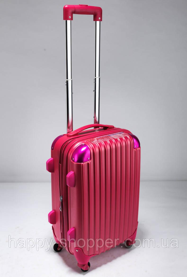Малый малиновый чемодан Ambassador® Scallop