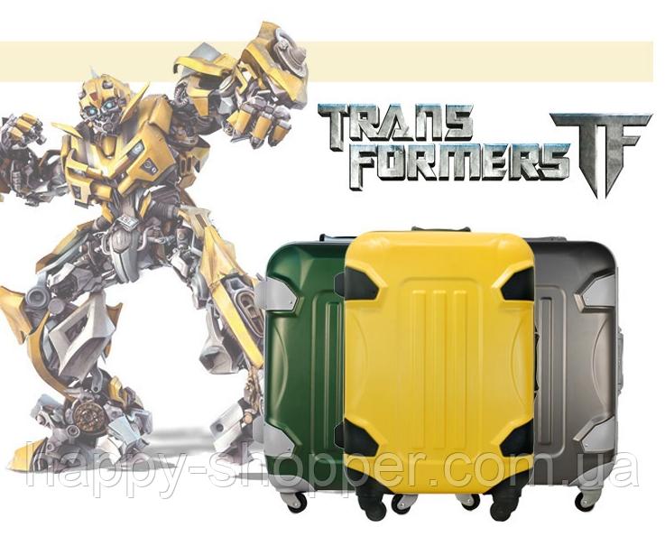 Большой чемодан Ambassador Bumblebee