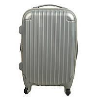 Средний серый чемодан Ambassador® Scallop, фото 1