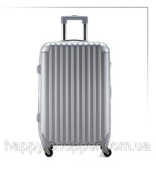 Малый серый чемодан Ambassador® Scallop