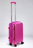 Малый малиновый чемодан Ambassador Hardcase, фото 1