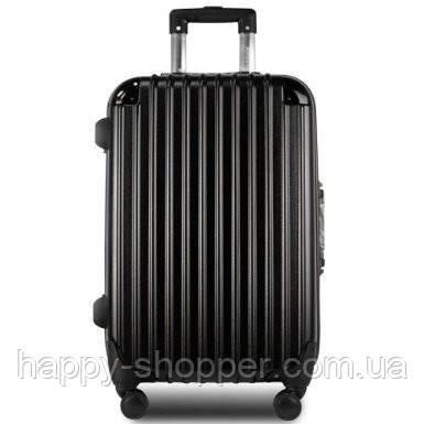 Малый чёрный чемодан Ambassador Hardcase