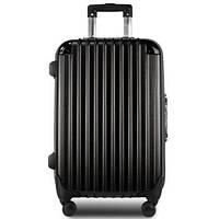 Малый чёрный чемодан Ambassador Hardcase, фото 1