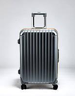 Малый графитовый чемодан Ambassador Hardcase, фото 1