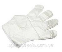 Перчатки полиэтиленовые Sibel плотные (50шт/уп.)(разм.L)