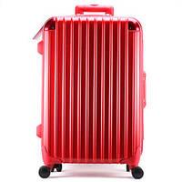 Средний красный чемодан Ambassador Hardcase, фото 1