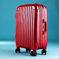 Большой красный чемодан Ambassador Hardcase, фото 1