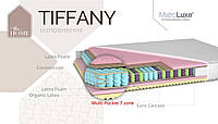 Матрас Тиффани 22см 190*70 (Multi Pocket 7+кокос+латекс) Tiffany серия Home, фото 1