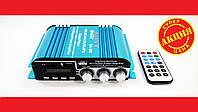 Sony MA-500 Усилитель звука USB+Mp3 4*55W