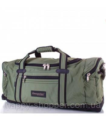 Оливковая сумка 60 л Onepolar А 808