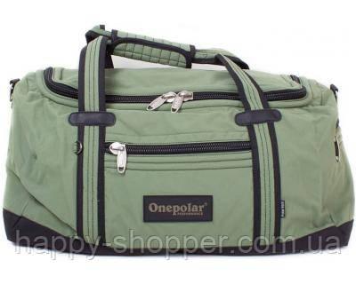 Оливковая сумка 45 л Onepolar B 809