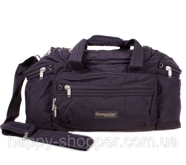 Чёрная сумка 50 л Onepolar В 810