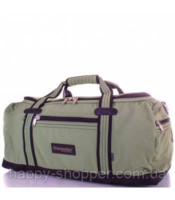 Оливковая сумка 50 л Onepolar А 809