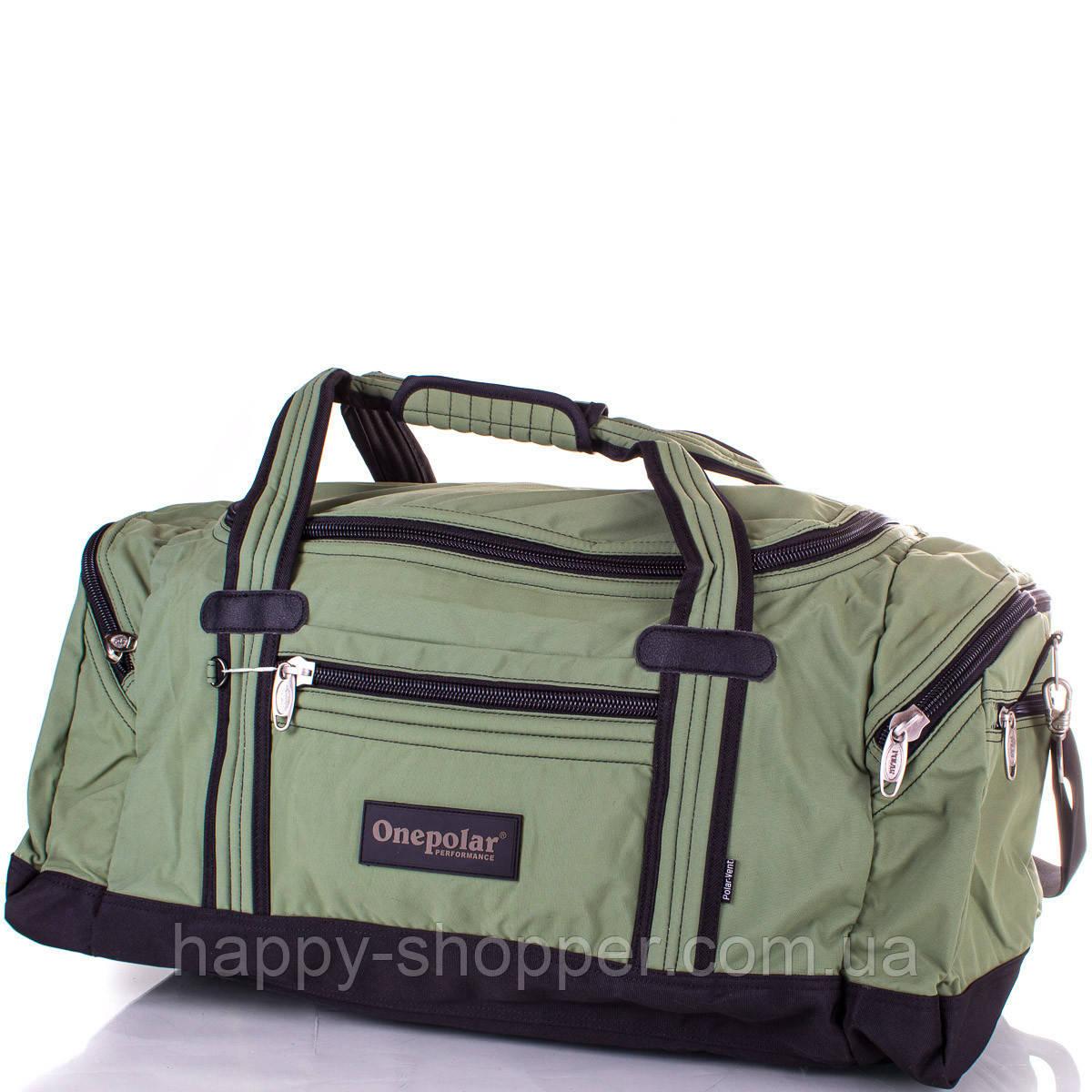 Оливковая сумка 50 л Onepolar В 808