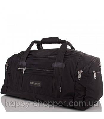 Чёрная сумка 50 л Onepolar B 808