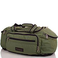 Оливковая сумка 60 л Onepolar А 810, фото 1
