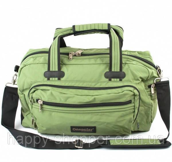 Оливковая сумка 45 л Onepolar В 807