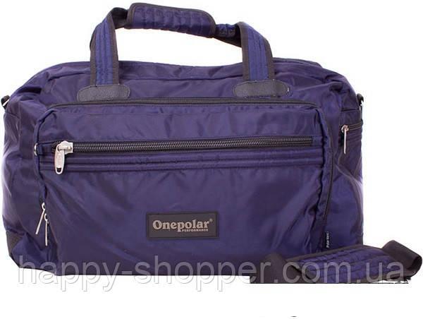 Синяя сумка 45 л Onepolar В 807