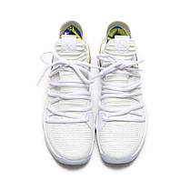 Мужские кроссовки Nike Zoom Kd10 Ep White Game Royal-University Gold 897816-101,  Найк Зум, фото 3