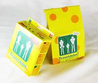 Пакет для рвоты и мочи TravelJohn (5шт)