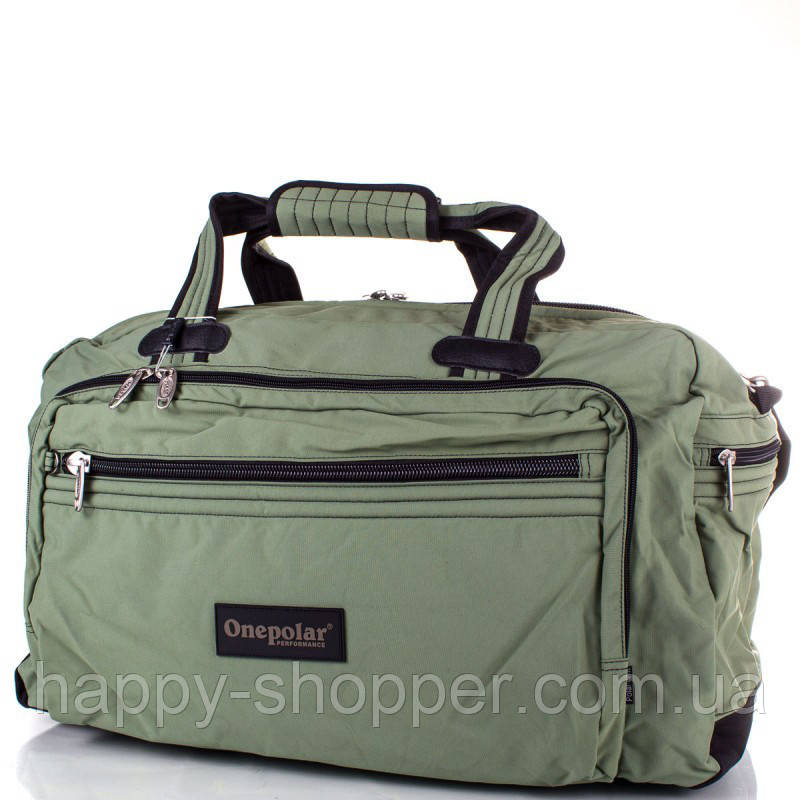 Оливковая сумка 50 л Onepolar А 807