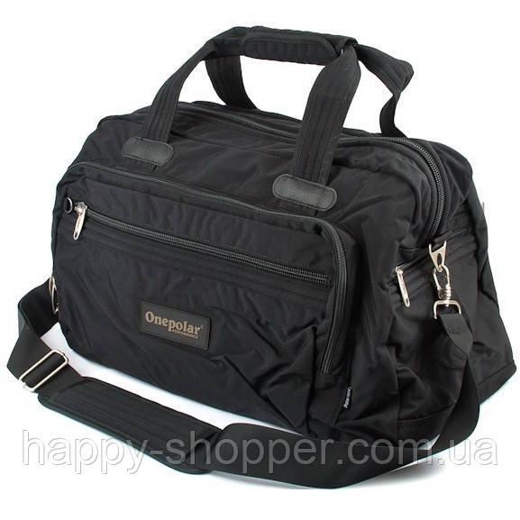 Чёрная сумка 50 л Onepolar А 807