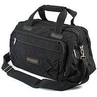 Чёрная сумка 50 л Onepolar А 807, фото 1