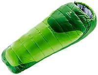 Спальный мешок Deuter Stralight Pro EXP left Kiwi/Emerald (3720215 2206 1)