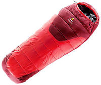 Спальный мешок Deuter Starlight EXP Fire/Cranberry (3720115-5520) left