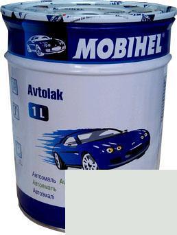 Автокраска 233 Белая Helios Mobihel алкидная 1л