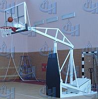 Стойка баскетбольная мобильная складная, фото 1
