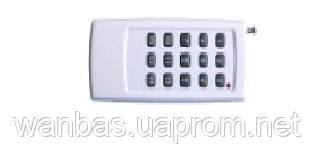 Пульт ДУ R15 к лампе P1001-25-RGB (каждый цвет вынесен на отдельную кнопку)